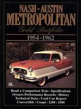 Nash-Austin Metropolitan Gold Portfolio 1954-1962:  Series TF and TF 1500