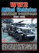 WW2 Allied Vehicles Military Portfolio 1939-1945:  1970-1974