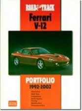 Road & Track Ferrari V-12 Portfolio 1992-2002:  1980-1996