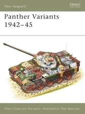 Panther Variants 1942 45:  Hannibal Smashes Rome's Army