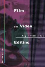 Film and Video Editing:  From Urbino to Rome