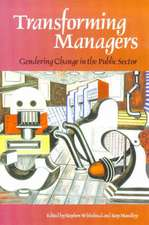 Transforming Managers
