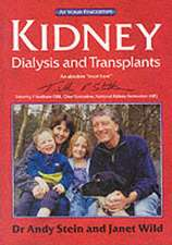 Kidney Dialysis and Transplants