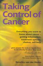 Taking Control of Cancer