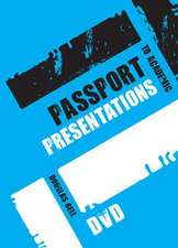WEP UK Productions: Passport to Academic Presentations