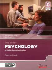Short, J: English for Psychology Course Book + CDs