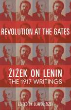 Revolution at the Gates:  The 1917 Writings