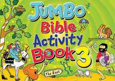 Jumbo Bible Activity Book 3:  Changing Pictures