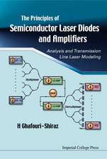 Principles of Semiconductor Laser Diodes and Amplifiers:  Analysis and Transmission Line Laser Modeling