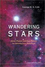 Wandering Stars:  About Planets and Exo-Planets, an Introductory Notebook