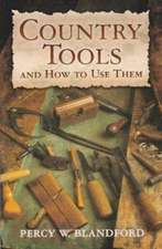 Country Tools & How to Use Them