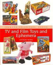 Ward, A: TV and Film Toys and Ephemera