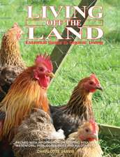 Living Off the Land:  Packed Witih Information on Keeping Poultry, Waterfowl, Pigs, Goats, Bees and Allot