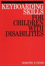 Keyboarding Skills for Children with Disabilities