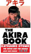 THE AKIRA BOOK