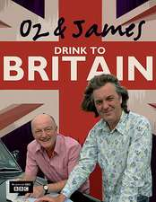 Oz & James Drink to Britain:  The Private Spaces of the World's Leading Designers