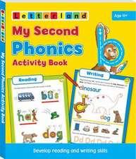 Holt, L: My Second Phonics Activity Book