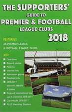 Robinson, J: Supporters' Guide to Premier & Football League