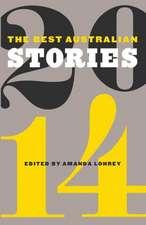 The Best Australian Stories 2014