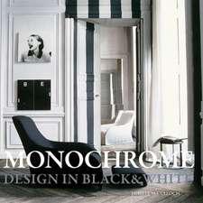 McCulloch, J: Design in Black and White