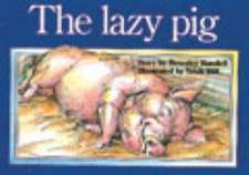 The Lazy Pig PM Level 3 Red Set 1