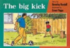The Big Kick PM Red Set 2 Fiction