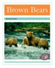 Brown Bears PM Non Fiction Level 18&19Turquoise: Animal Facts Animals in the Wild