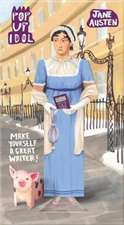 Pop Up Idol Jane Austen