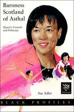 Adler, S: Baroness Patricia Scotland QC