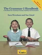The Grammar 2 Handbook