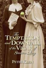 The Temptation and Downfall of the Vicar of Stanton Lacy:  Adventures of a Bacon Curer
