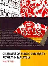 Dilemmas of Public University Reform in Malaysia