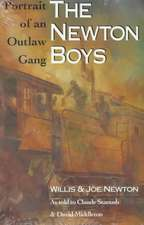 The Newton Boys:  Portrait of an Outlaw Gang
