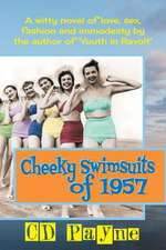 Cheeky Swimsuits of 1957:  27 Requirements to Becoming Successful