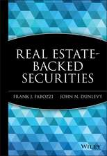Real Estate–Backed Securities