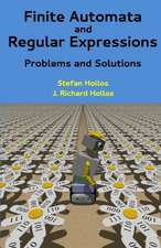 Finite Automata and Regular Expressions:  Problems and Solutions