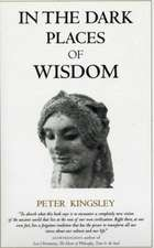 In the Dark Places of Wisdom:  Sufism, Dreamwork, and Jungian Psychology
