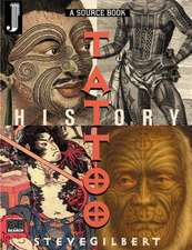 Tattoo History Source Book, The H/b Available Cz107x