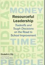 City, E:  Resourceful Leadership