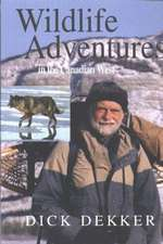 Wildlife Adventures in the Canadian West