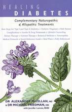 Healing Diabetes: Complementary Naturopathic & Allopathic Treatments