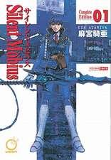 Silent Mobius: Complete Edition Volume 1