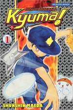 Ninja Baseball Kyuma, Vol. 1