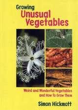 Growing Unusual Vegetables