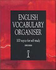 Gough, C: English Vocabulary Organiser