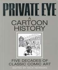 Private Eye a Cartoon History