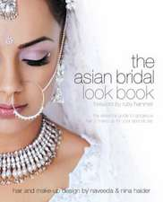 Asian Bridal Look Book: Makeup