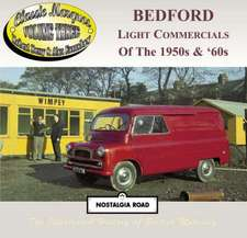 Bedford Light Commercials of the 1950s and '60s