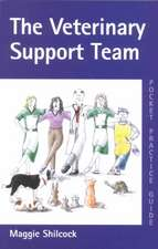 The Veterinary Support Team