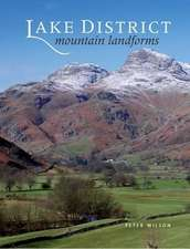 Lake District Mountain Landforms